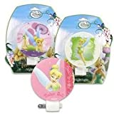 Disney Tinkerbell Night Light (Assorted Styles)