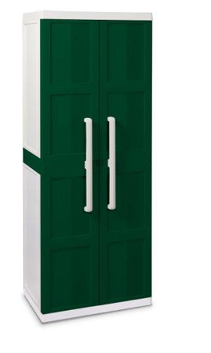 Kunststoffschrank Comfort Line S, Grün