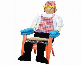 【家具】抱擁椅子 やすらぎチェア 椅子付タイプ