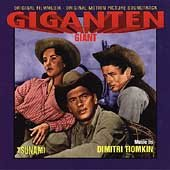 Giant-Giganten: ORIGINAL FILMMUSIK-ORIGINAL MOTION PICTURE SOUNDTRACK