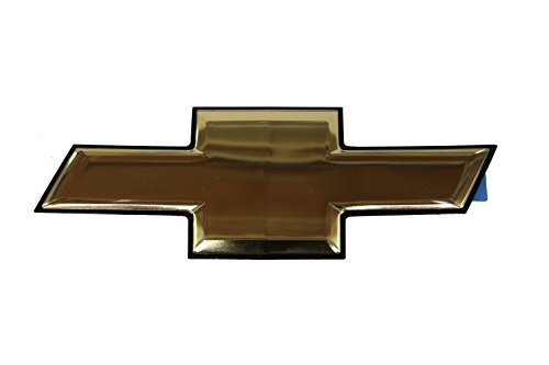 Genuine GM 15252284 Grille Emblem, Front (Chevy Emblems compare prices)