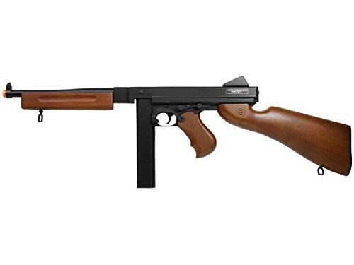 thompson m1a1 airsoft aeg, stick mag airsoft gun(Airsoft Gun) (Thompson Tommy Gun compare prices)