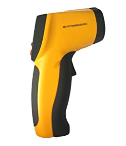 GSI Quality Handheld Mini Non-Contact IR Infrared Thermometer Gun With Laser Targeting - High-Speed Accurate ?C Or ?F Temperatur at Sears.com