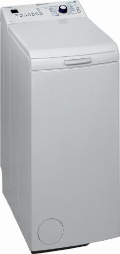 WAT PLUS 522 Di Waschmaschine Toplader / A+ B / 1200 UpM / 5.5 kg / Weiß / Clean+ / Small display / Hygiene+ Programm