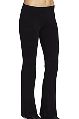4How 2Pack Women's Yoga Capris Tight Pants Workout Fitness Trousers S M L XL