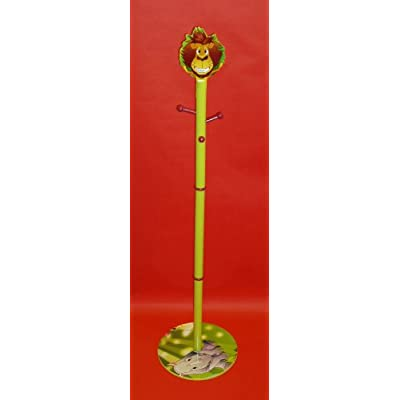Childrens Jungle Coat Stand
