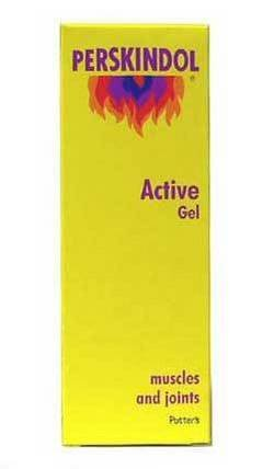 Perskindol Active Gel Dual Action Relief from Arthritic or Muscle Aches and Pains 100ml