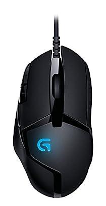 LOGICOOL ウルトラファースト FPS ゲーミングマウス G402