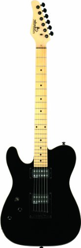Schecter Pt Electric Guitar (Gloss Black, Left Handed)