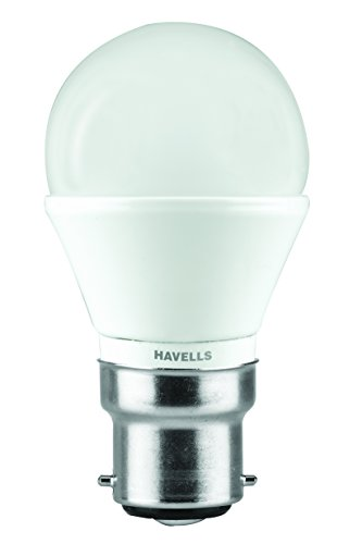Lumeno 3W Ball LED Lamp (Cool Day Light)