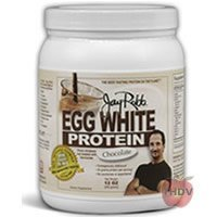 Egg White Protein - 12 oz Chocolate
