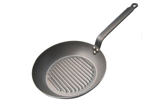 デバイヤー 鉄 グリルパン 5530-26cm 7013900