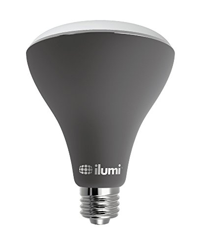 Ilumi Outdoor Bluetooth Smart LED BR30 Flood Light Bulb
