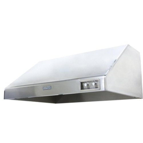Fire Magic 48-Inch Stainless Steel Outdoor Vent Hood - 1200 Cfm