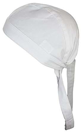 Casquette Bandana Blanc