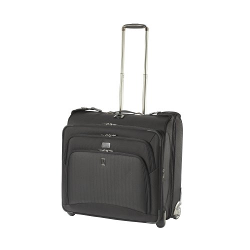 Travelpro Luggage Platinum Expandable Rolling Garment Bag, Black, One Size top deals