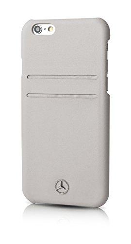 mercedes-pure-line-funda-rigida-de-piel-con-ranuras-para-tarjetas-de-1194-cm-6s-iphone-6-gris