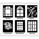 Chimera Window Pattern for 24x24