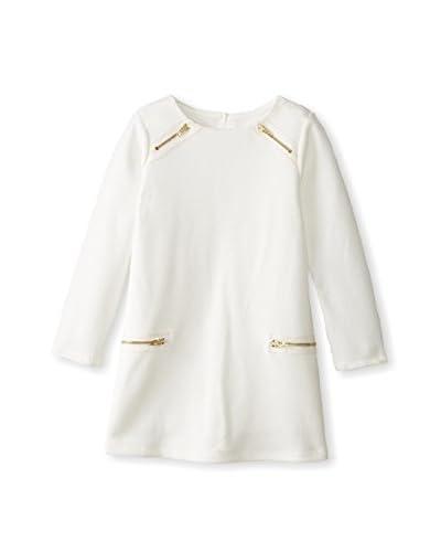 Laura Ashley Girl's Zipper Dress