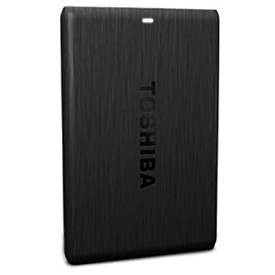 Toshiba Canvio Simple HDTP110AK3AA 2.5-Inch 1TB External Hard Disk