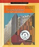 img - for Foundations of Algebra and Geometry: An Integrated Approach, Teacher's Edition book / textbook / text book
