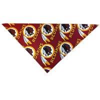 Washington Redskins Dog Bandana ((X-Small: 6-12