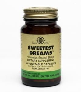 Solgar rêves les plus doux capsules végétales