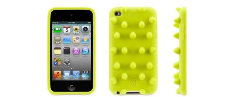Griffin Green Funky Touch Protective Case for iPod Touch