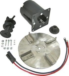 Meyer Buyers Salt Spreader Motor Kit Complete With Spinner Auger Hub Lead Wire