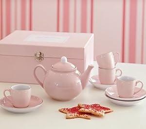 Amazon.com: Pottery Barn Kids Porcelain Tea Set: Baby