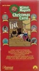 Amazon.com: Mister Magoo's Christmas Carol (VHS): Jim Backus, Morey Amsterdam, Jack Cassidy, Abe ...