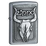 Zippo Bull Skull