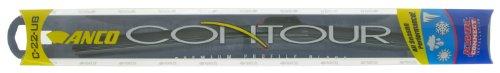"ANCO C-22-UB Contour Wiper Blade - 22"", (Pack of 1)"