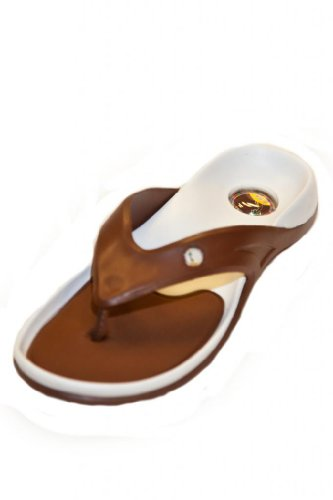 Hawaiian Jellys Adult Coconut Sandals M6/W8 front-39860