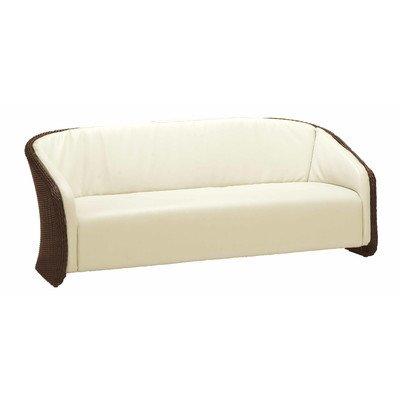 Sofa Cannes Farbe: Crème / Braun meliert