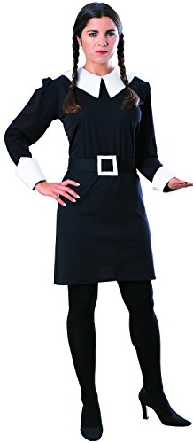 Rubie's Costume Co Women's The Addams Family Wednesday Costume