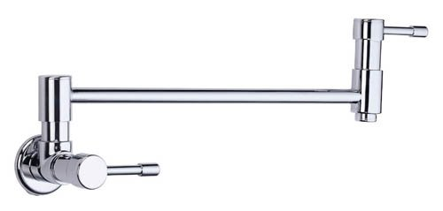 Learn More About Danze D205012 Melrose Single Handle Wall Mount Pot Filler, Chrome