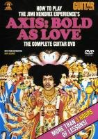 Guitar World -- How to Play the Jimi Hendrix Experiences Axis Bold As Love: The Complete Guitar DVD (DVD)