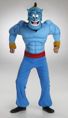 Aladdin's Genie Costume Child Costume