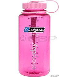 Nalgene 32oz Tritan Wide Mouth Bottle Pink