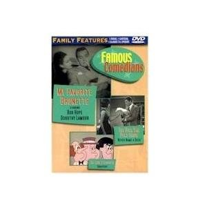 Famous Comedians - DVD Movie