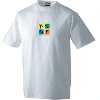 Original Geocaching.com® Logo T-Shirt 4XL