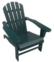 Stonegate® Hunter Green Painted Cedar Adirondack Chair
