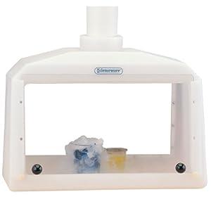 "Bel-Art Scienceware 500002002 Observation Fume Hood, 27"" Length x 13"" Width x 22"" Height"