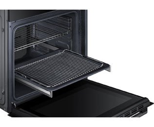 Samsung NV70H5587CB Built In Electric Single Oven - Black / Glass. It Will Perfeclty Look Great Built Into Your Kitchen