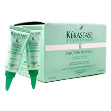 Kerastase Resistance Injection De Force Pre-Technical Service Treatment 30X20ml