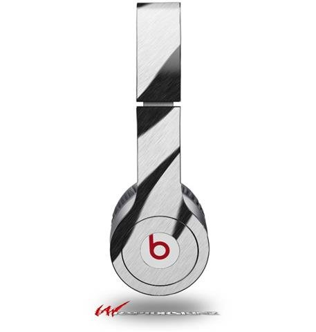 Zebra Decal Style Skin Decal Style Skin (Fits Genuine Beats Solo Hd Headphones - Headphones Not Included)