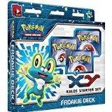 Pokemon TCG Kalos XY Deluxe Starter Deck
