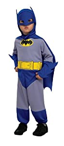 Rubies Costume Co Batman The Brave And The Bold Jumpsuit Batman by Rubie's Costume Co