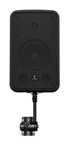 Behringer Ce500A Powered Install Speaker, Black